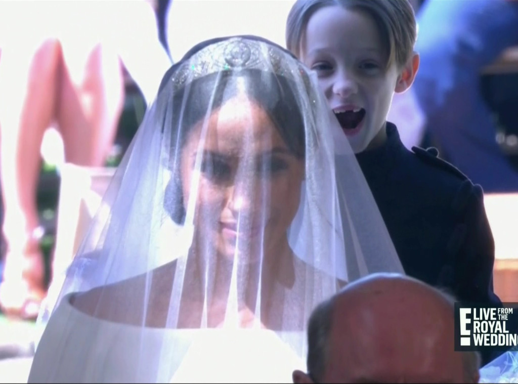 Meghan Markle, Page Boy, Royal Wedding